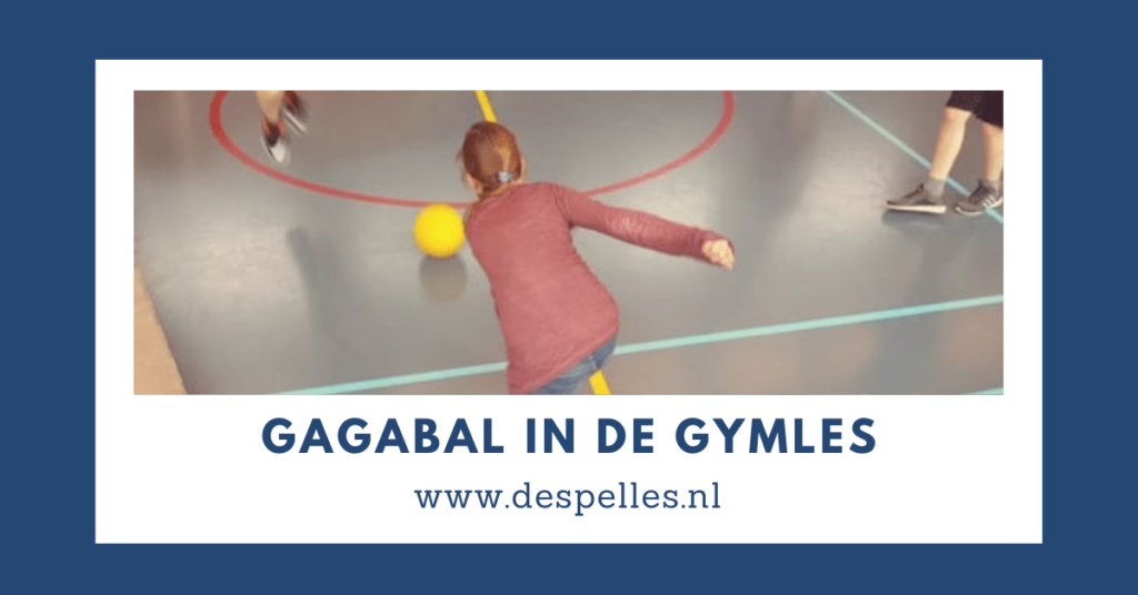 Gagabal in de gymles (website)