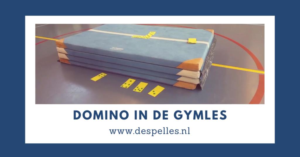 Domino in de gymles
