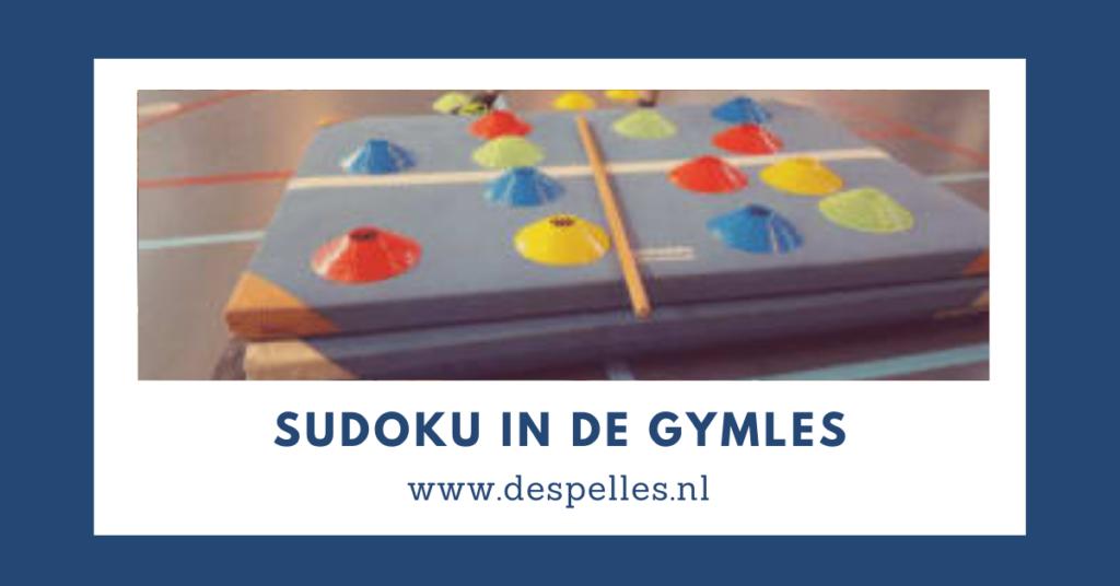 Sudoku in de gymles