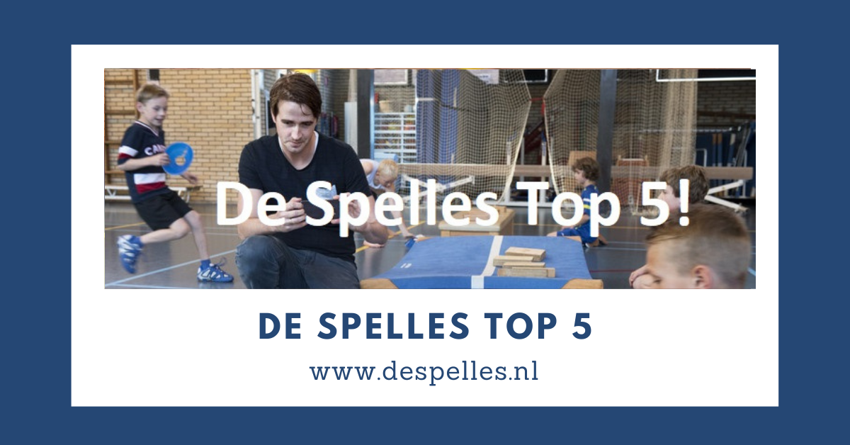 Top 5 van De Spelles