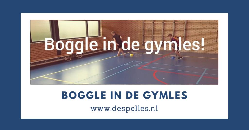 Boggle in de gymles