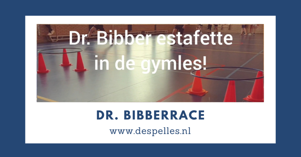 Dr. Bibberrace in de gymles