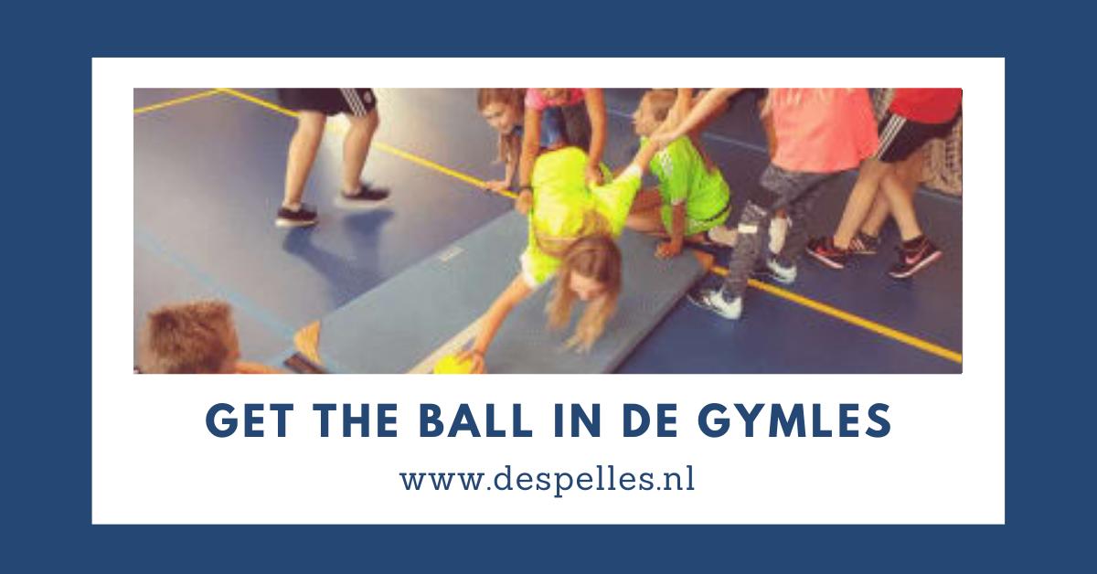 Get the ball in de gymles