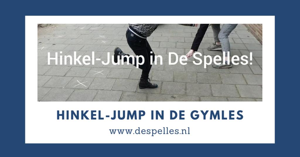 Hinkel-Jump in de gymles