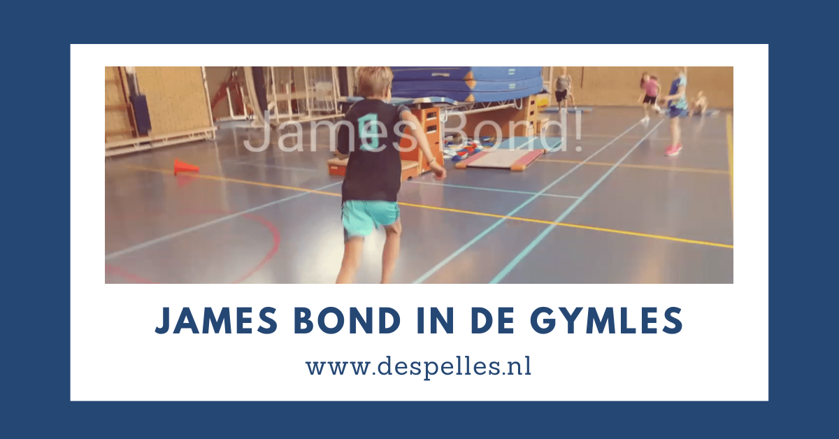James Bond in de gymles