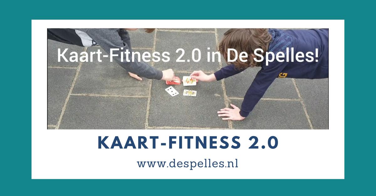 Kaart-Fitness 2.0 in De Spelles