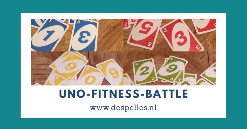 Uno-Fitness-Battle in De Spelles - Energizer