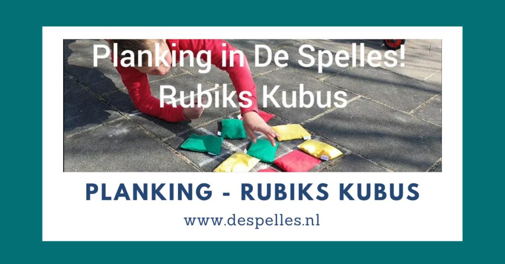 Rubiks Kubus in De Spelles - Energizers