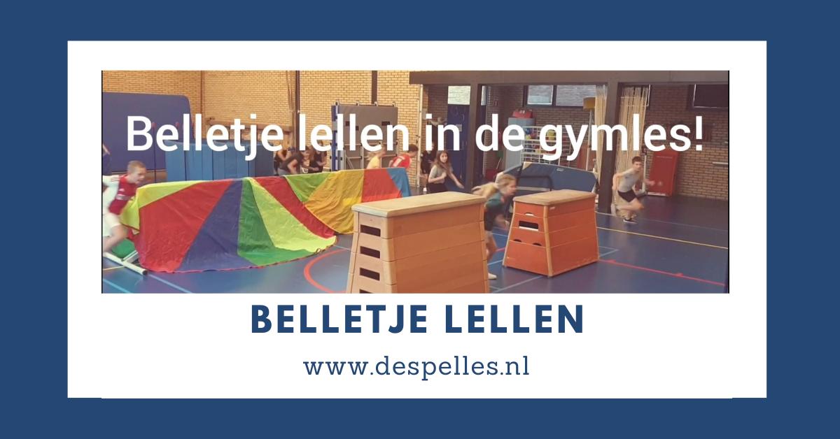 Belletje Lellen in de gymles