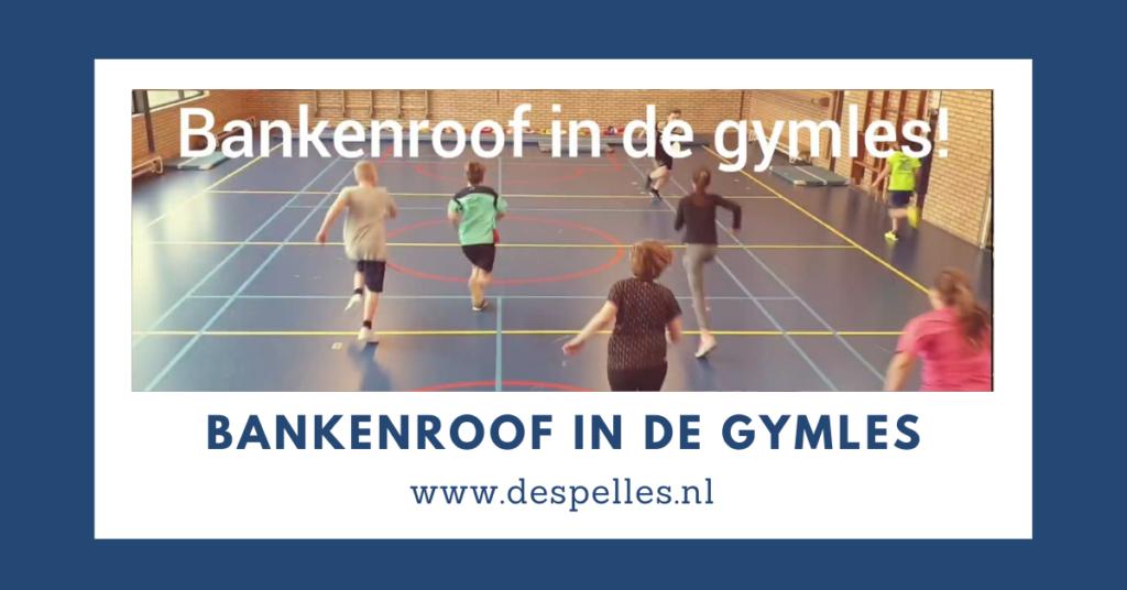 Bankenroof-in-de-gymles