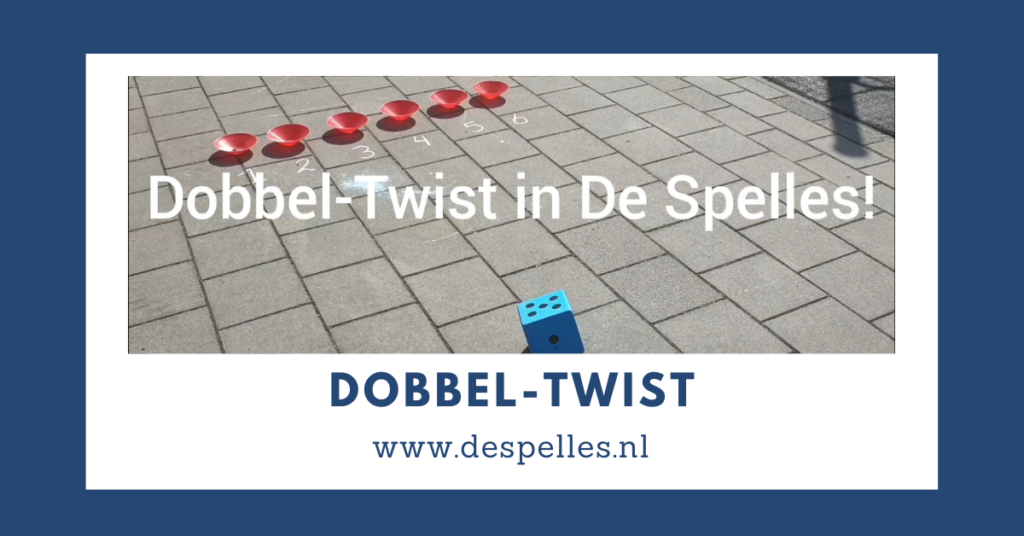 Dobbel-Twist in de gymles