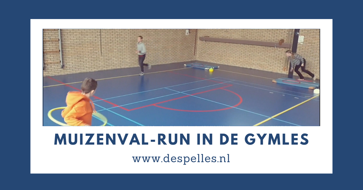 Muizenval-Run in de gymles