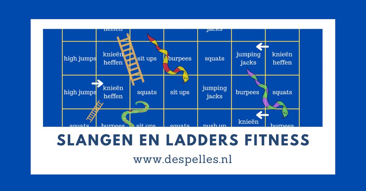 Slangen en Ladders Fitness (website)