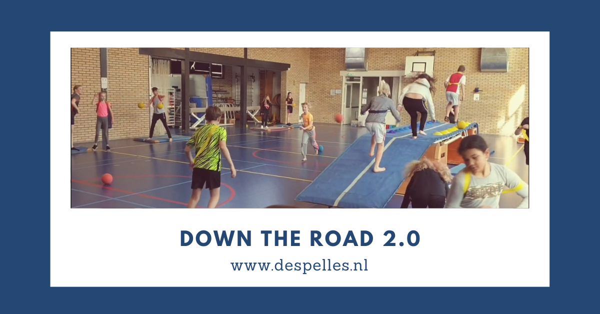 Down the road 2.0 in de gymles