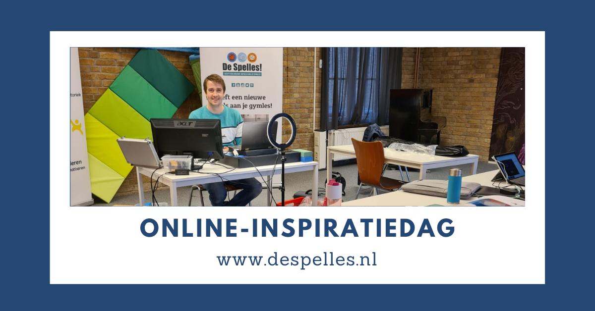 Online-Inspiratiedag De Spelles