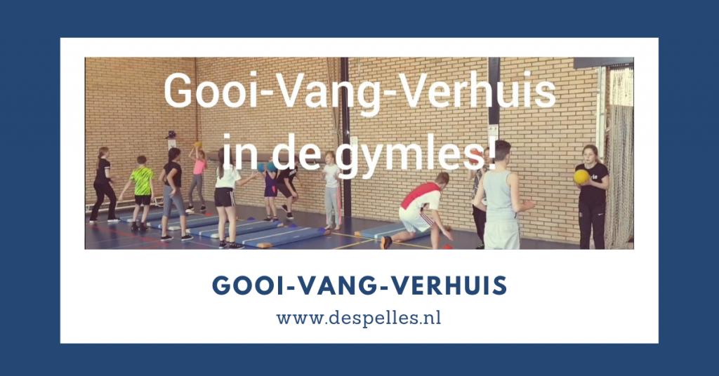 Gooi-Vang-Verhuis in de gymles