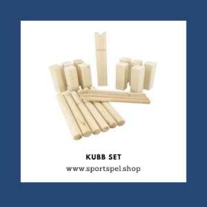 kubb set - SportSpel.Shop