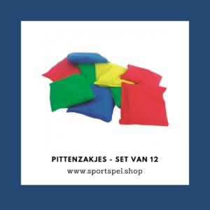 Pittenzakjes - set van 12