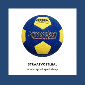 Straatvoetbal - SportSpel.Shop