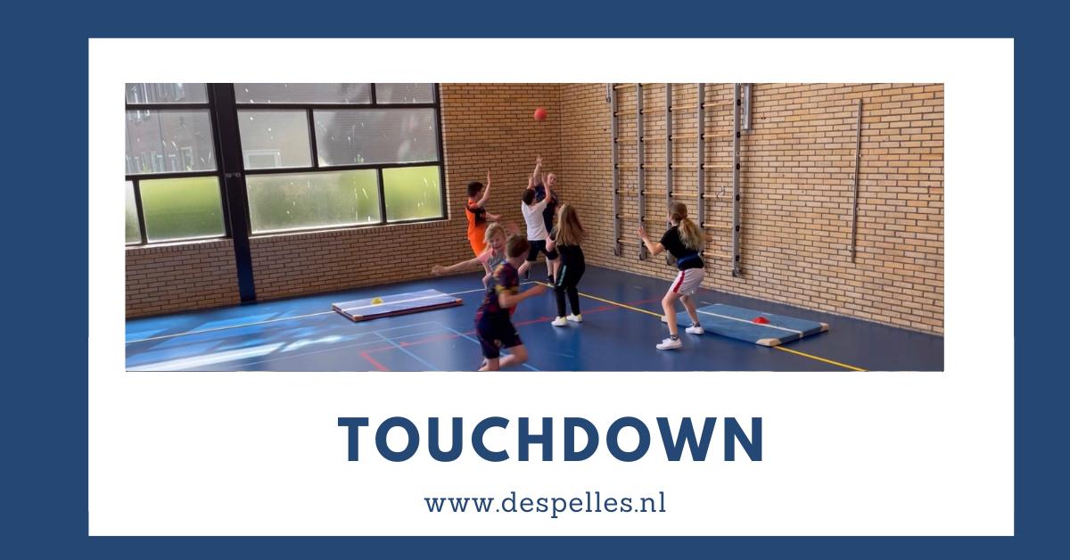 Touchdown in de gymles