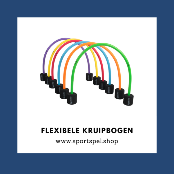 Flexibele kruipbogen