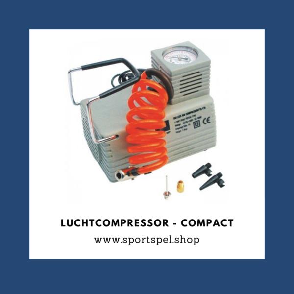 Luchtcompressor - Compact - SportSpel.Shop