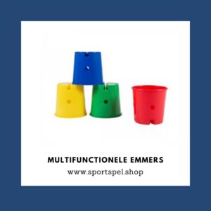 Multifunctionele emmers - SportSpel