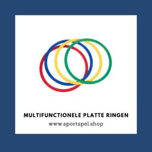 Multifunctionele platte ringen - SportSpel.Shop