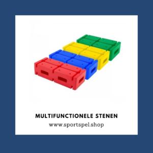 Multifunctionele stenen - SportSpel