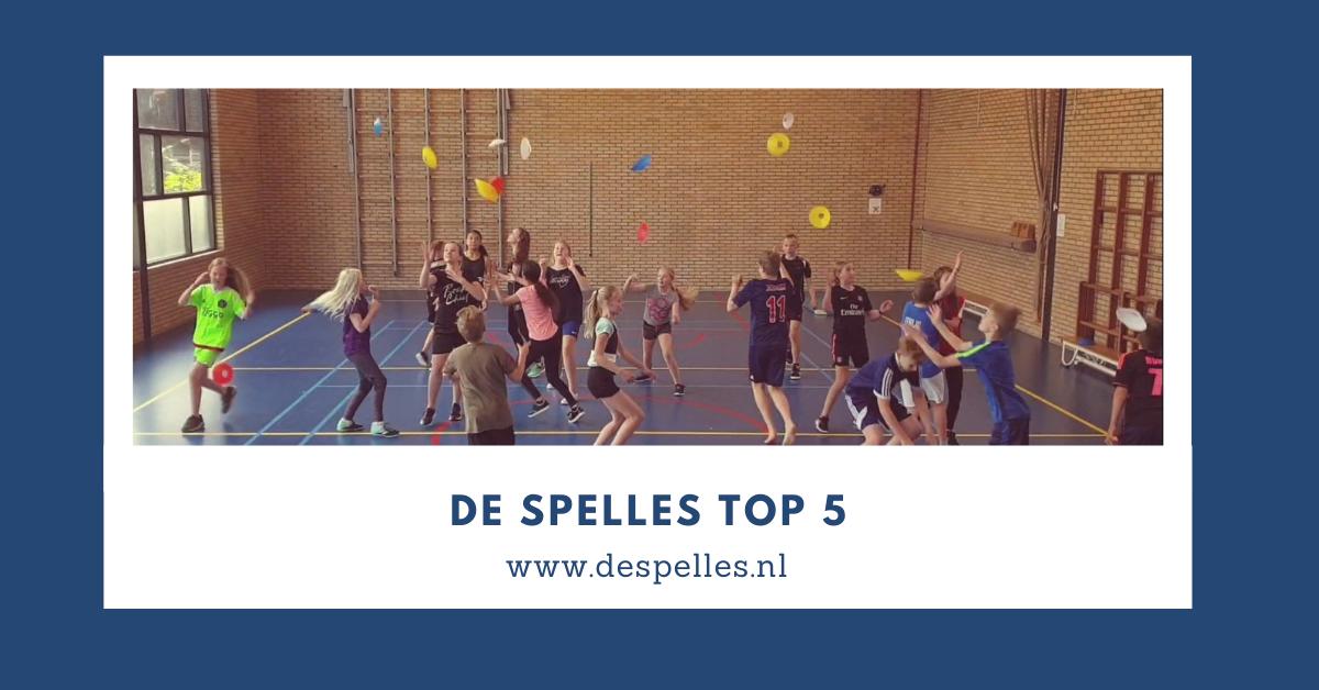 Top 5 De Spelles - Start nieuwe schooljaar