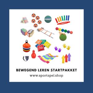 Bewegend leren startpakket