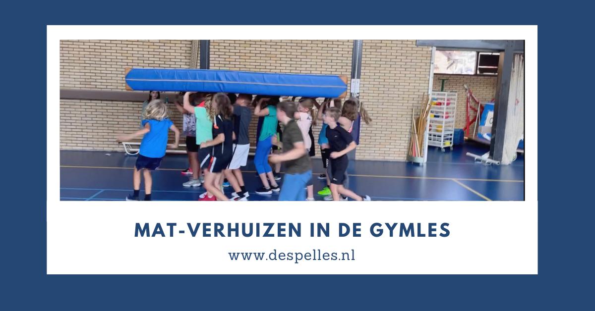 Mat-Verhuizen in de gymles - Website