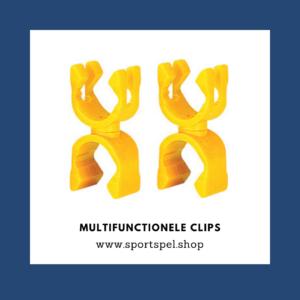 Multifunctionele clips