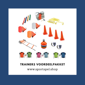 Trainers voordeelpakket