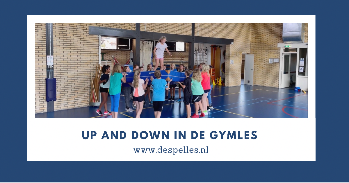 up and down in de gymles (website)