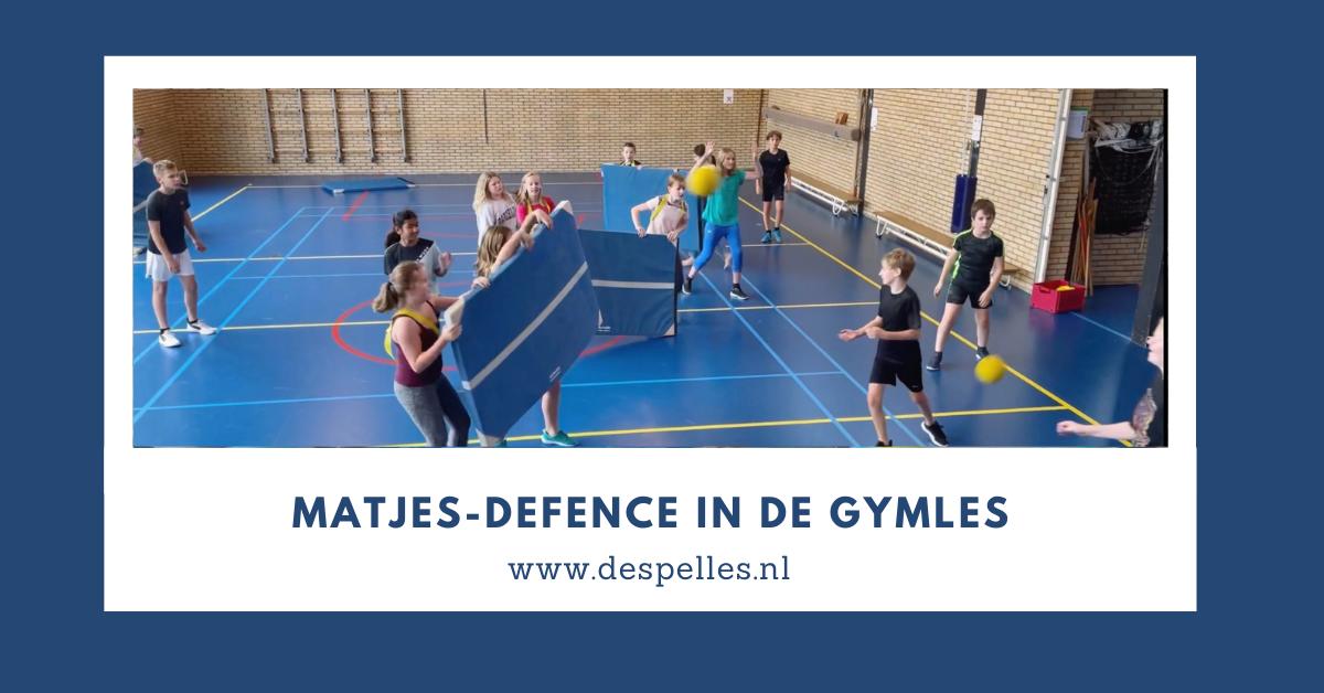Matjes-Defence in de gymles
